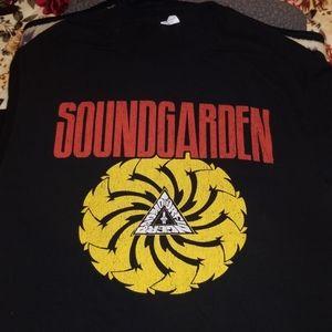 Soundgarden 14' shirt